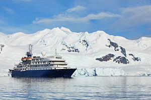 Per Schiff an den Nordpol: Kreuzfahrten in kalte Regionen liegen im Trend
