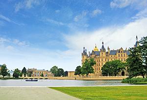 Schwerin und Wismar: Historie in Ostdeutschland